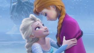 Kingdom Hearts Frozen Ending