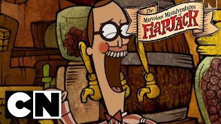 The Marvelous Misadventures of Flapjack - Pun Times with Punsie McKale (Clip 1)