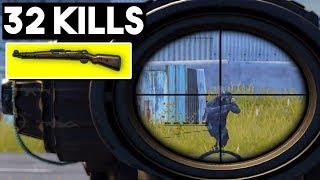 KAR98 SAVED THIS GAME! | 32 KILLS Duo vs SQUAD | PUBG Mobile