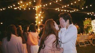 Chi Pu cưỡng hôn Gil Lê