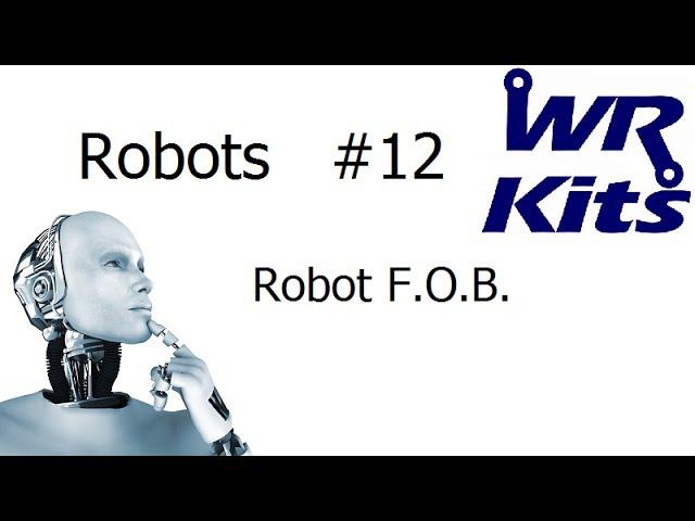 ROBOT F.O.B. - Robots #12