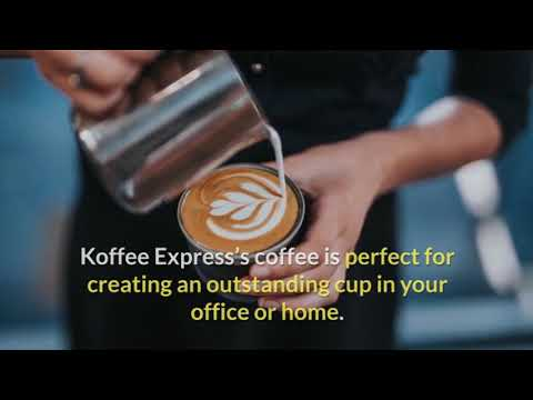 Koffee Express The Number One Source for Coffee Products Online