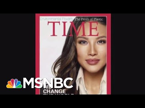 Senior Trump Official Also Created A Fake Time Cover | All In | MSNBC