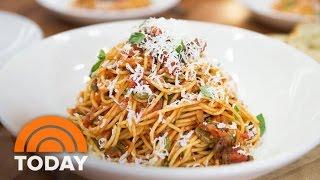 Pasta Puttanesca: Try Chef Michael White's Classic Recipe | TODAY