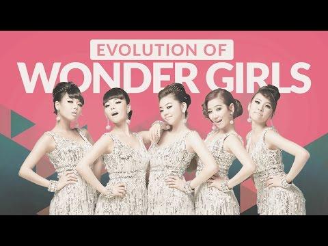 The Evolution of WONDER GIRLS (원더걸스) - Tribute to K-POP LEGENDS
