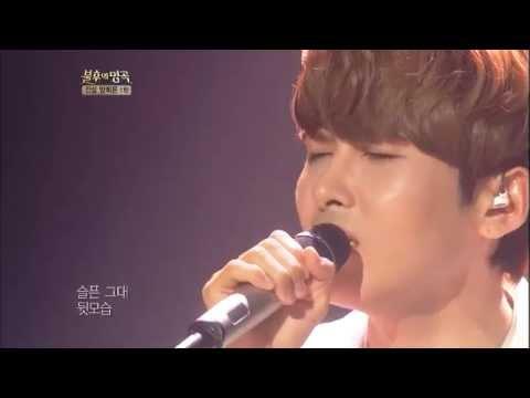 [HIT] 불후의명곡2-려욱(Ryeo Wook) - 하얀 목련.20120616