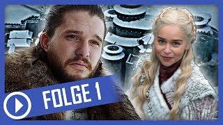 Ankunft in Winterfell: Game of Thrones Staffel 8 Folge 1 | Die 10 denkwürdigsten Momente