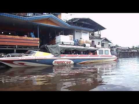Speed Boat Sinergy Pontianak - Sukadana Muara Kubu, Kab. Kubu Raya