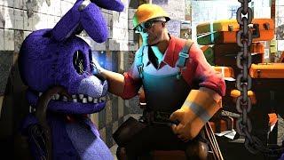 SFM FNAF: BROKEN! Five Nights At Freddy's Animations Compilation
