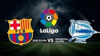 Barcelona vs Alaves - La Liga   Highlights & Full Match - Pes 2019 - Game Pc