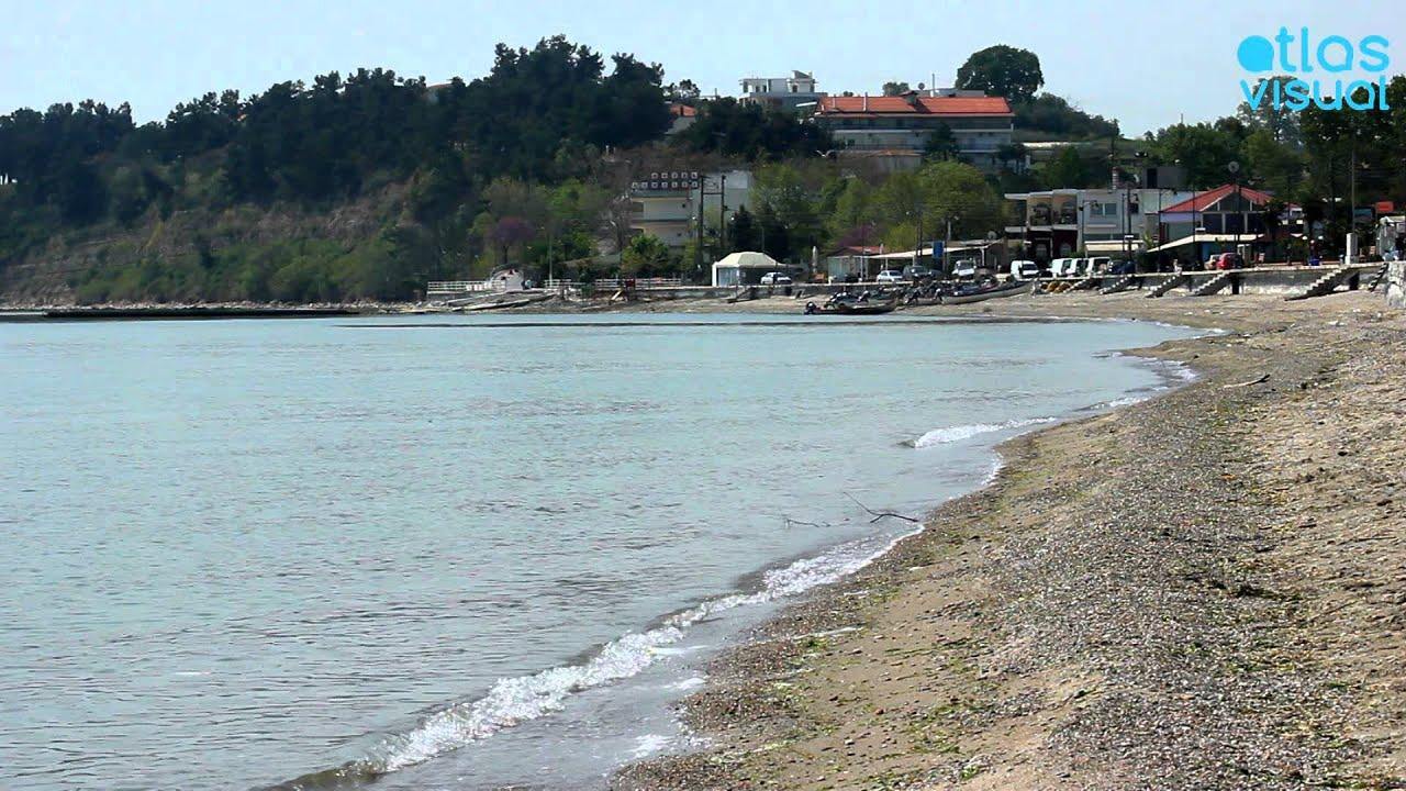 Makrigialos Macedonia Greece