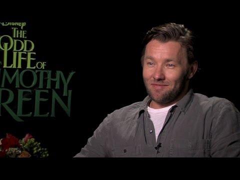 'The Odd Life of Timothy Green' Joel Edgerton Interview