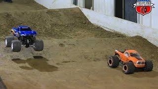 Modified Monsters Racing Bracket #1 - Jan. 3, 2016 - Trigger King R/C Monster Trucks