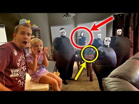 Breaking Into Game Master's House of Chubby Hackers!!! Top Secret Laptop Found!