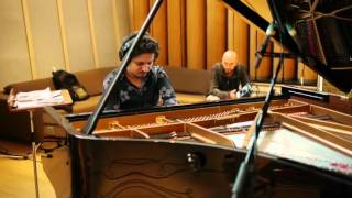 Irakli Koiava -  Irakli Koiava with Free Jazz Trio in Rainbowstudio,Oslo,Norway 2013