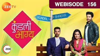 Kundali Bhagya - Hindi Tv Show -  Episode 156  - February 14, 2018 - Zee Tv Serial - Webisode