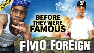 Fivio Foreign | Before They Were Famous | 2020 XXL Freshman List Rapper Biography