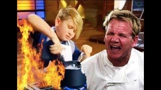 GORDON RAMSAY INSULTS VS KIDS