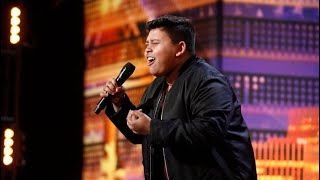 Luke Islam - She Used to Be Mine (Live on America's Got Talent)