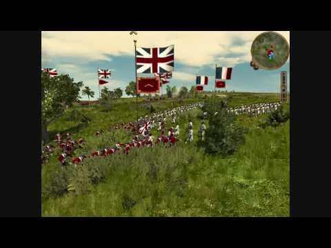 Empire Total War Online Battle #009: Britain vs France