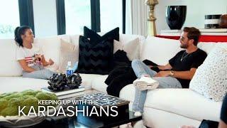 KUWTK | Khloe Tries to Help Kourtney & Scott Hash Out Their Drama | E!