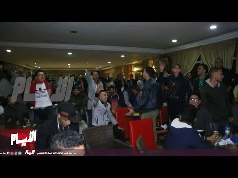 بالڤيديو.. شاهد لحظة فوز الرجاء البيضاوي باللقب الإفريقي