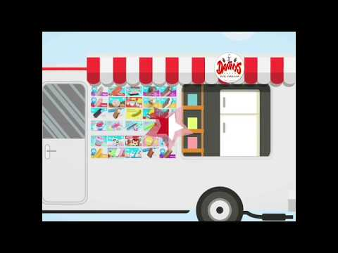 San Diego's Favorite Catering Ice Cream Truck