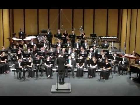 A video of me playing piano for Gershwin's Rhapsody in Blue with a wind ensemble