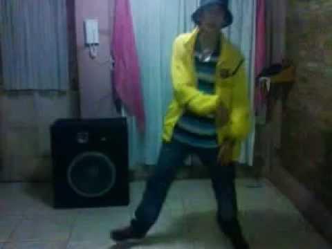 La Nena De Barrio - Los RompeDiscoteKas baile lucho