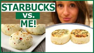 How To Make Starbucks Sous Vide Egg Bites!