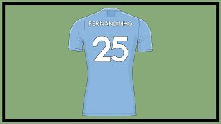 Who Could Replace Fernandinho at Manchester City?