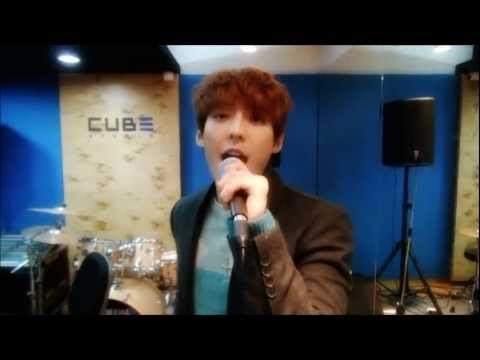 BTOB's Minhyuk singing Replay - SHINee