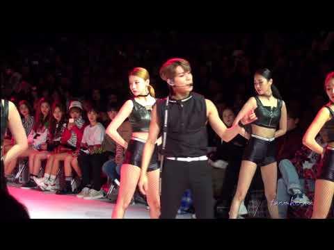 171017 Seoul Fashion Week  Show_SHINee Taemin _Move