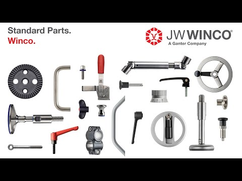 J.W. Winco Showcase - Manufacturing Marvels
