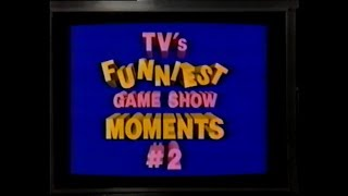 TV's Funniest Game Show Moments #2 (15.01.1985)