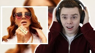 NEVER Listened to LANA DEL REY | Reaction