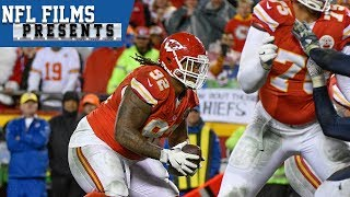 """Dontari Poe: From Band Member to Master of the """"Bloated Tebow"""" 