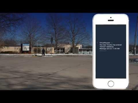 Atlas Security: Virtual Keypad App 4 4 with Z-Wave Garage Door Control