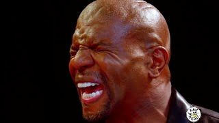 Hot Ones with Terry Crews but He Keeps Screaming