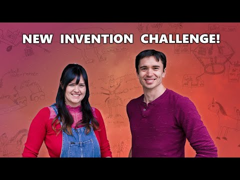 Ripley's and Kids Invent Stuff Launch Out of the Box Invention Challenge for kids ages 4-11