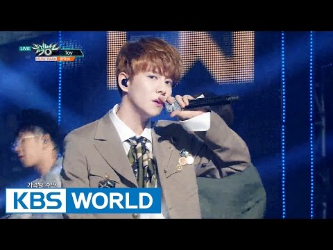 Block B (블락비) - Toy [Music Bank HOT Stage / 2016.04.29]