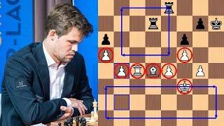 Super Bishop   Magnus Carlsen vs Sergey Karjakin - 2018 Sinquefield Cup
