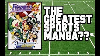 Eyeshield 21 Volume 1 Review:The Best Sports Manga??