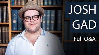 Josh Gad | Full Q&A | Oxford Union