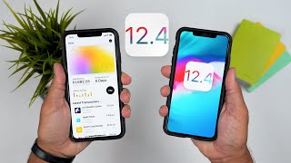 iOS 12.4 Released! Major Update!