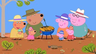 Peppa Pig New Episodes - The Outback - Kids Videos | New Peppa Pig