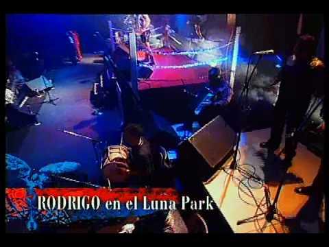 RODRIGO EN VIVO EN EL LUNA PARK DVD ENTERO GENTILEZA MAGENTA