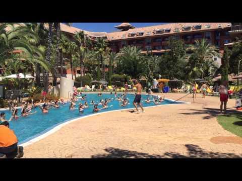 Animación 2015 | Aquadance con Adry