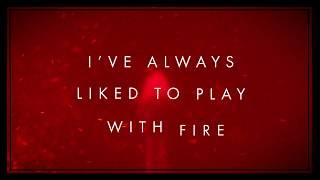Sam Tinnesz - Play With Fire (feat. Yacht Money) [Official Lyric Video]