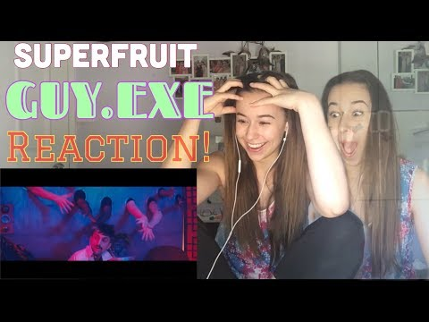 SUPERFRUIT | GUY.EXE REACTION